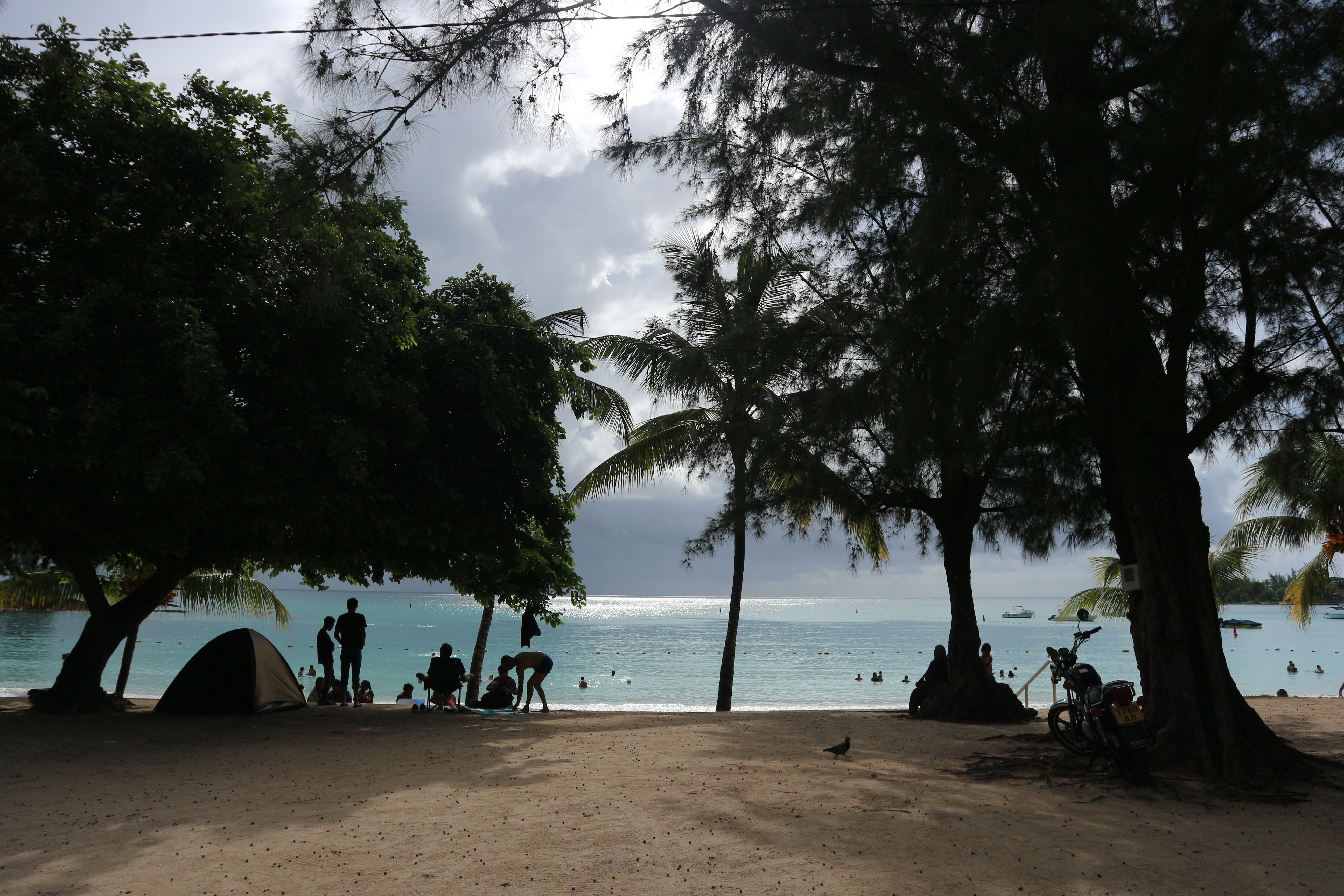 Mauritius Bucht