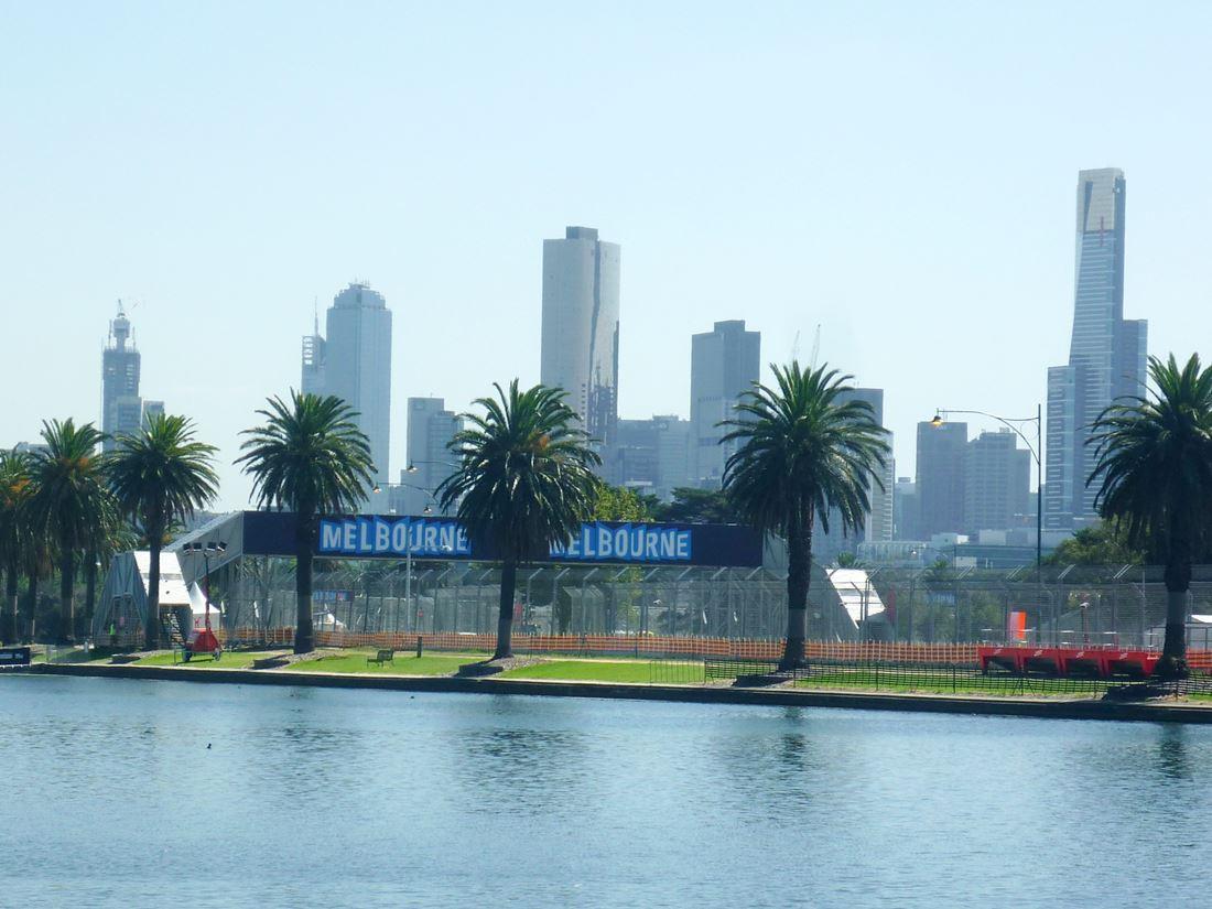 Formel 1 Melbourne Australien
