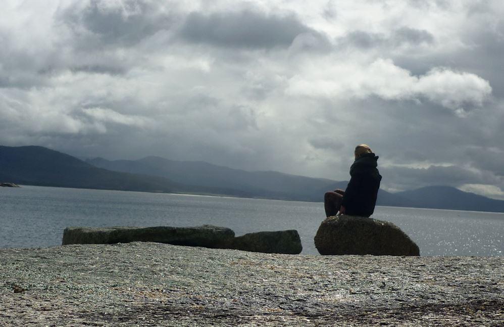 Alleine sein zu müssen ist das Schlimmste, alleine sein zu können, das Schönste