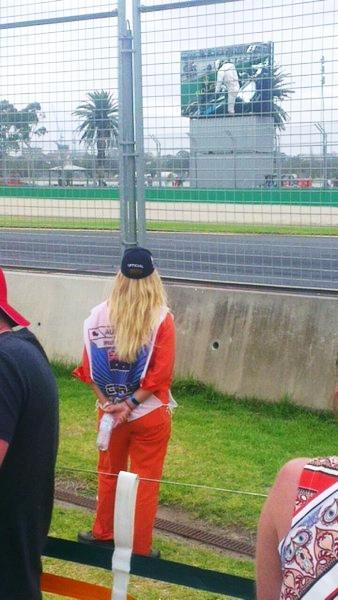 arbeiten bei der Formel 1