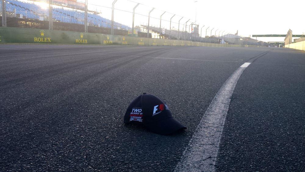 arbeiten beim Grand Prix in Australien