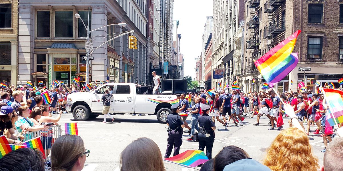Gay Pride Parade in New YorkGay Pride Parade in New York