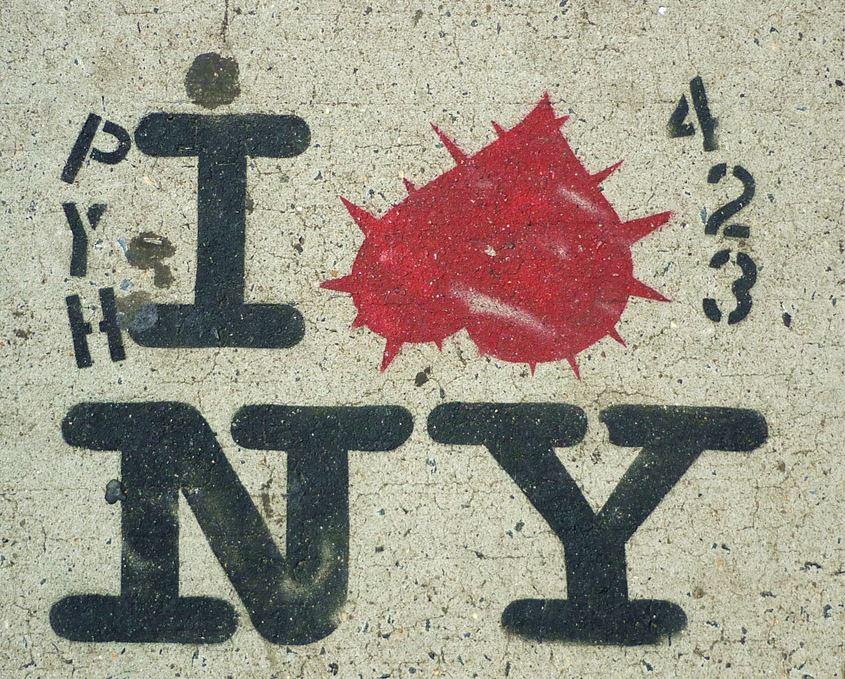 Ich liebe NYC