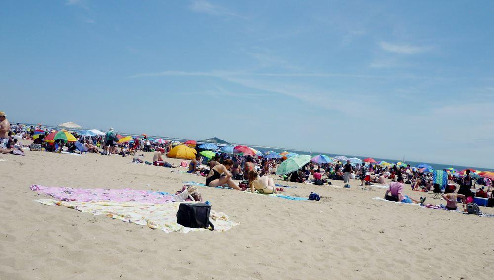 Meine Erwartungen an einen Strand sind enorm