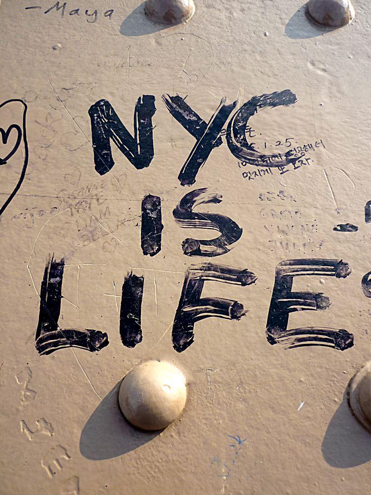 New York ist Leben