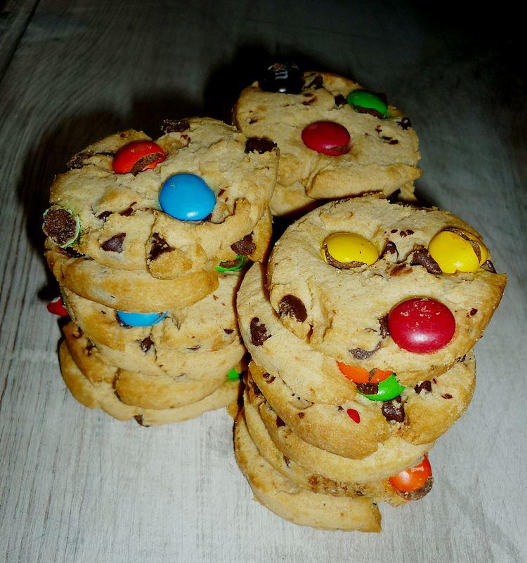 cookies-mit-mm-gefuellt