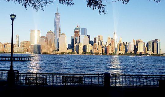 New York 360 Grad