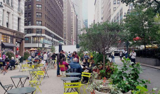 Ein täglicher Gedanke aus dem Leben in New York – Teil 3