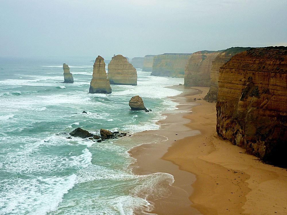 Zwölf Apostel in Australien vom Einsturz bedroht