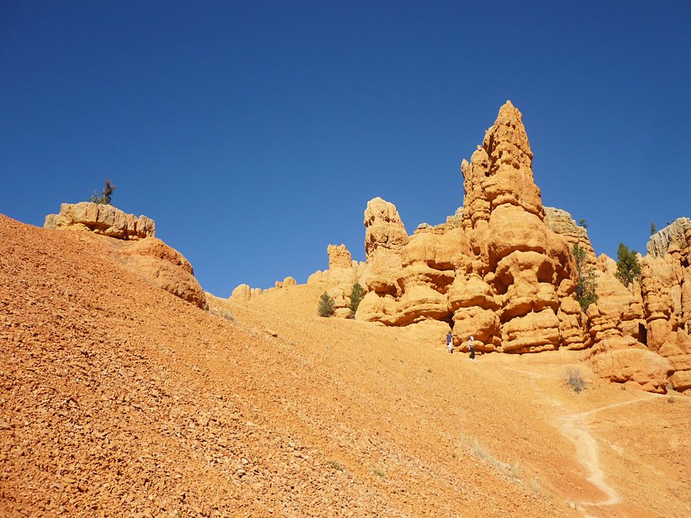 Red Canyon Utah National Park USA