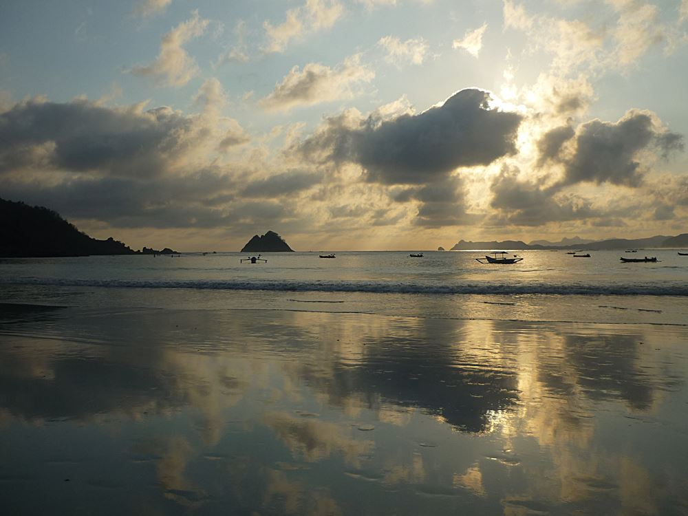sonnenuntergang-kuta-lombok