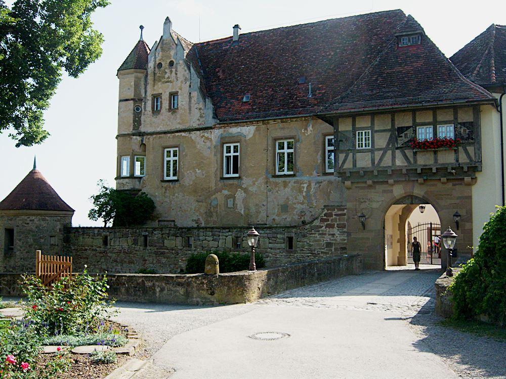 Burg in Deutschland