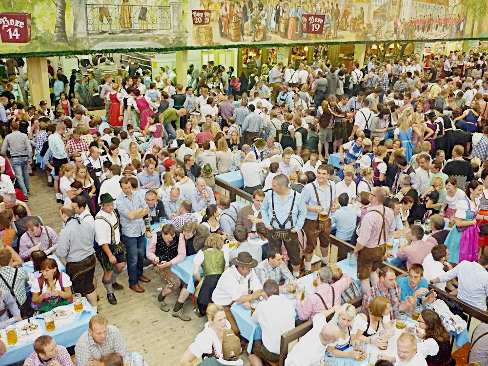 Oktoberfest-typisch-Deutsch