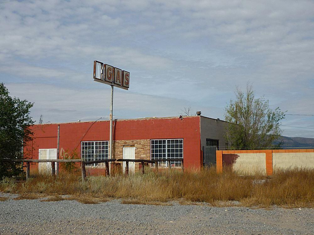 Geisterstadt Route 66