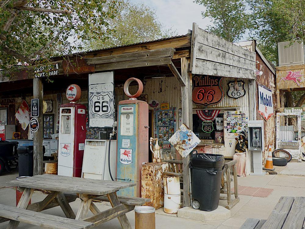 Route 66 – ein Sinnbild für Freiheit und Reiselust