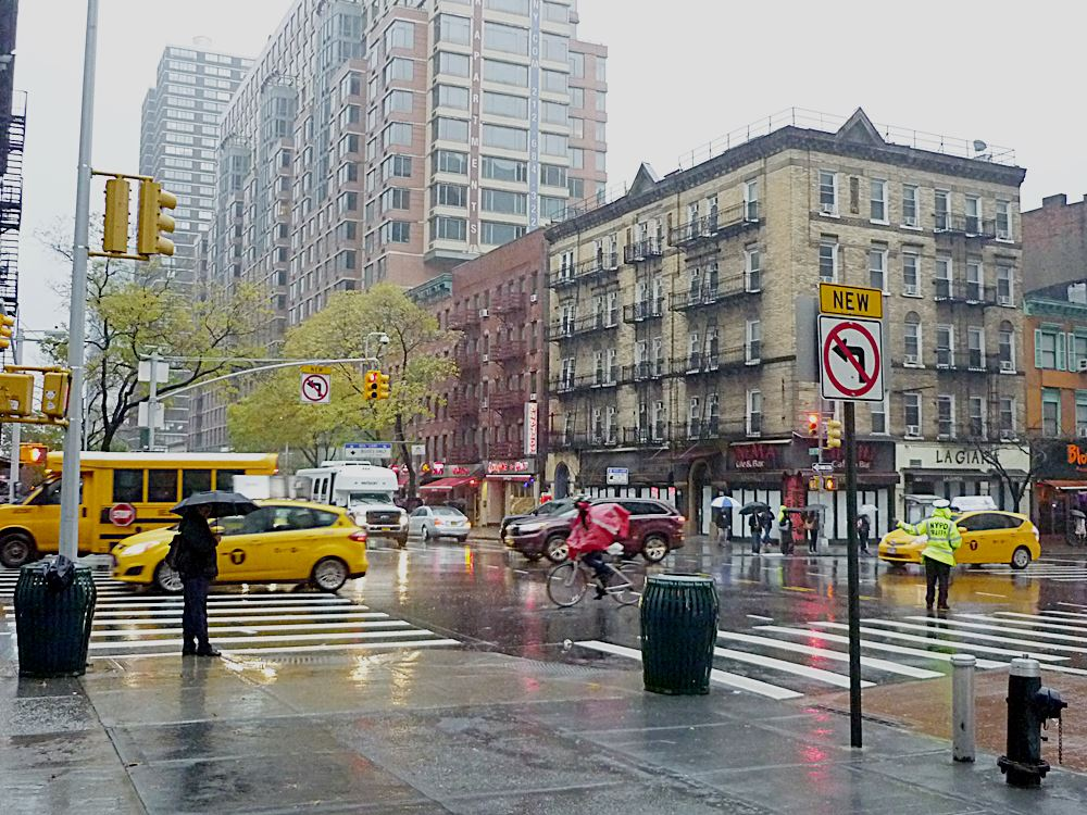 taxis-in-ny