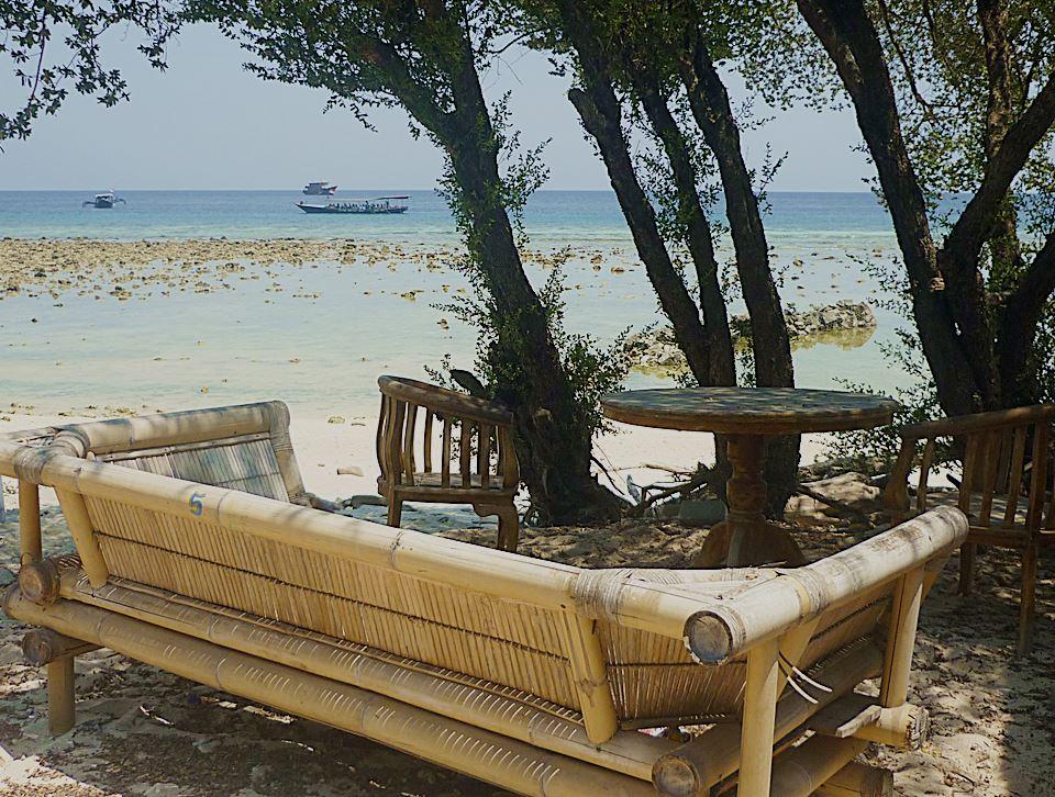 Gili Inseln in Indonesien
