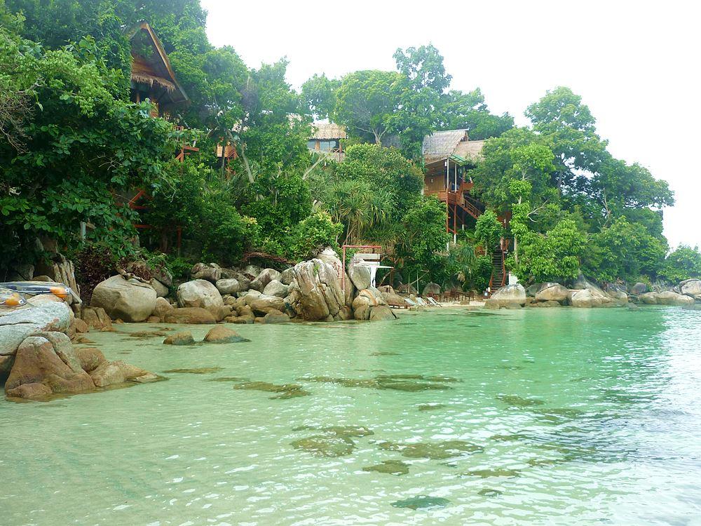 Kho Lipe in Thailand