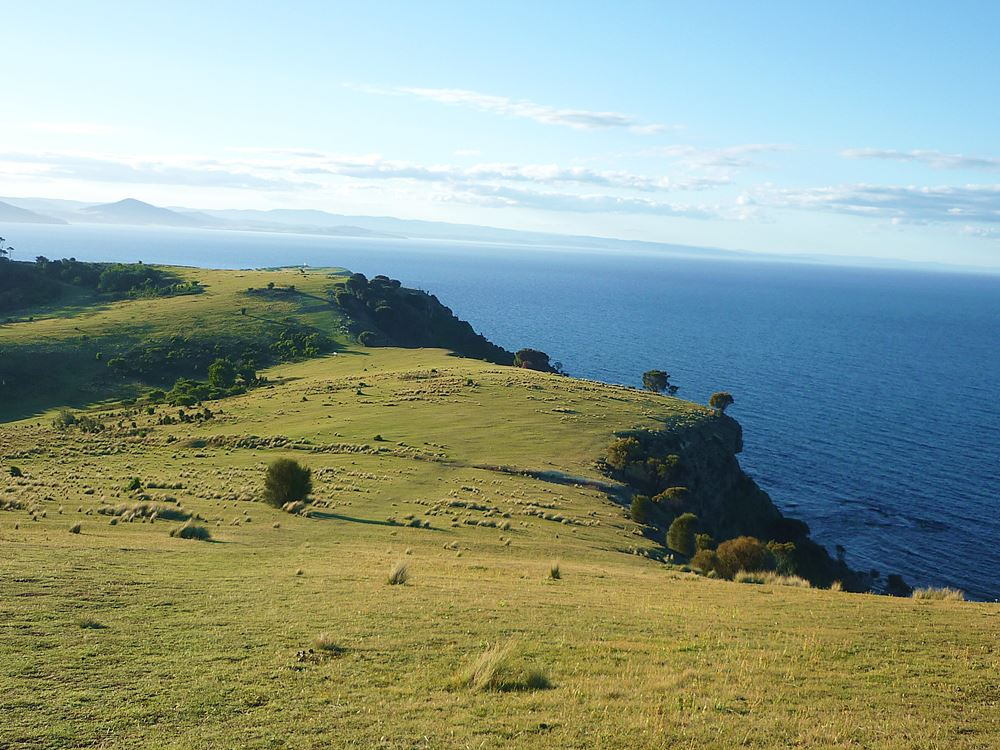 Maria Island in Austalien