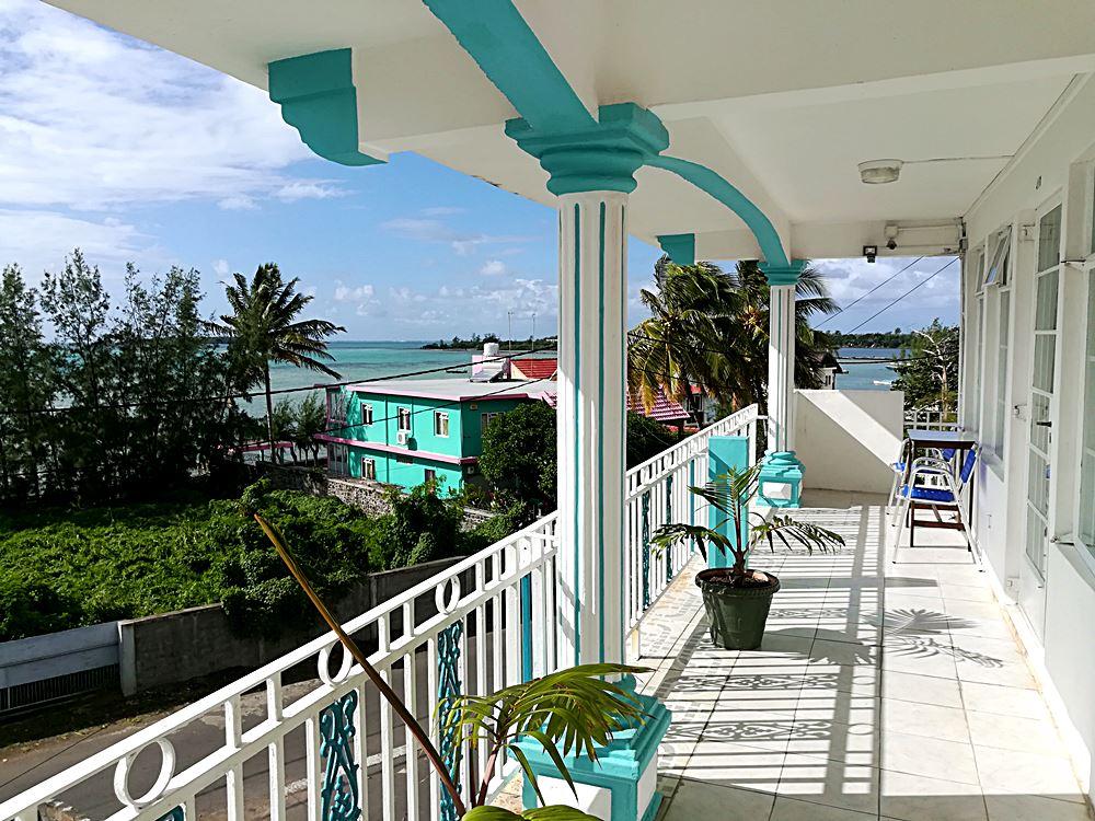 Unterkunft in Mauritius