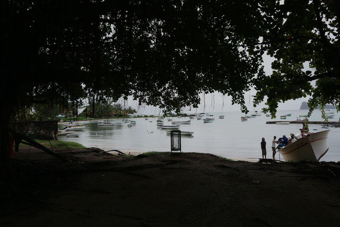 Mauritius Leben am Strand