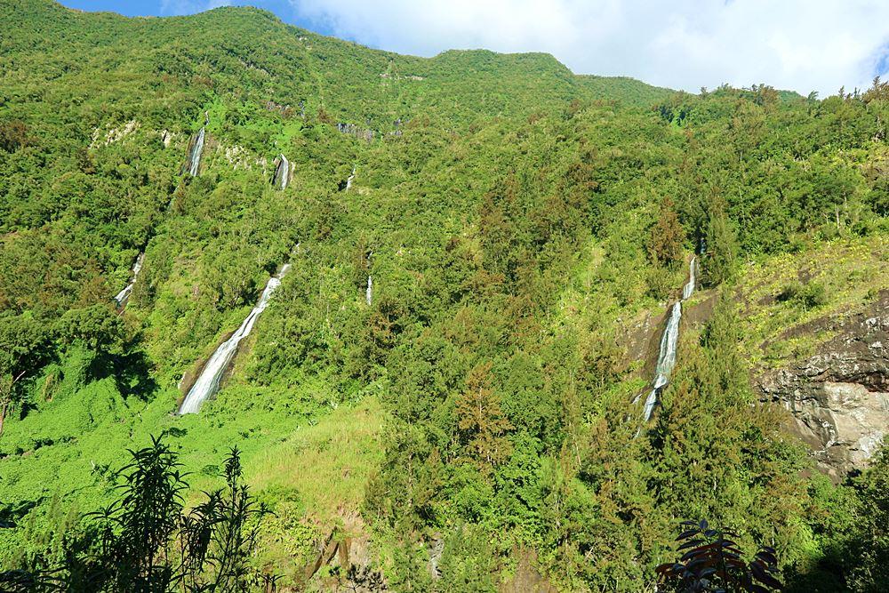 Reunion die grüne Insel