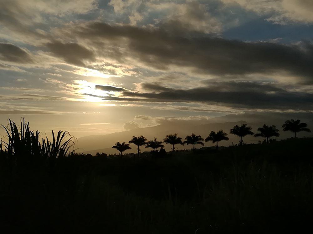 Wandern am Piton de la Fournaise