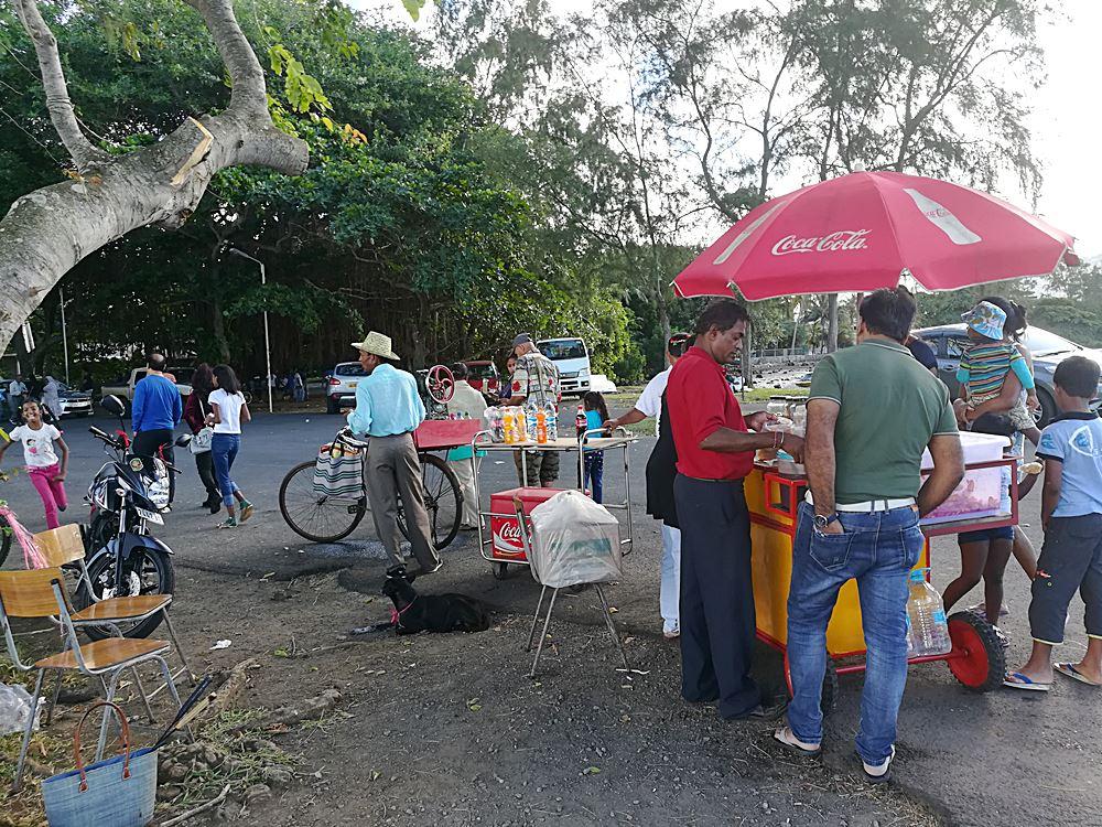 Markt Mauritius