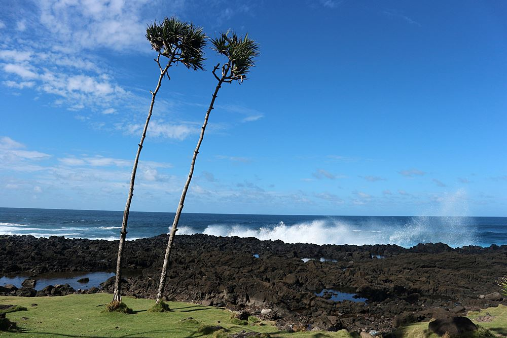 im Osten von La Reunion