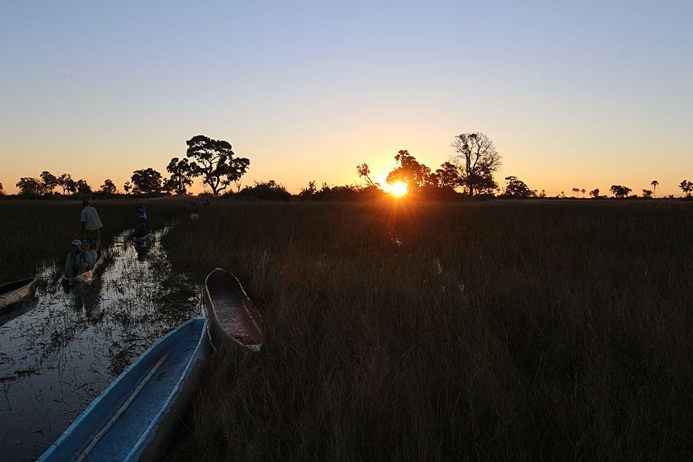Okavango Delta Boot