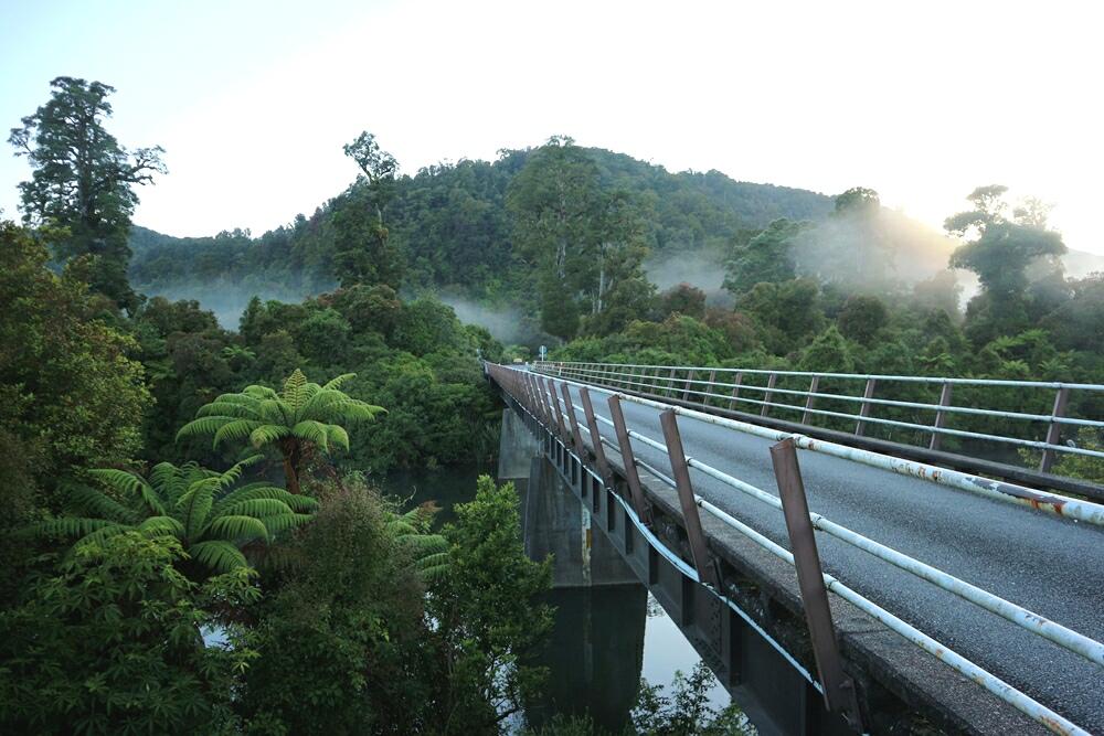 Rostige Bruecken Roadtrip Neuseeland