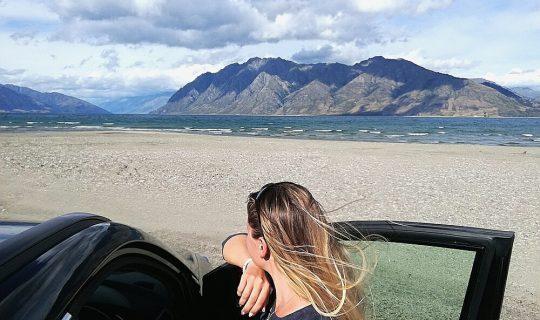 6 Tage, 4 Räder, 2 Inseln, 1 Frau – Road Trip durch Neuseeland