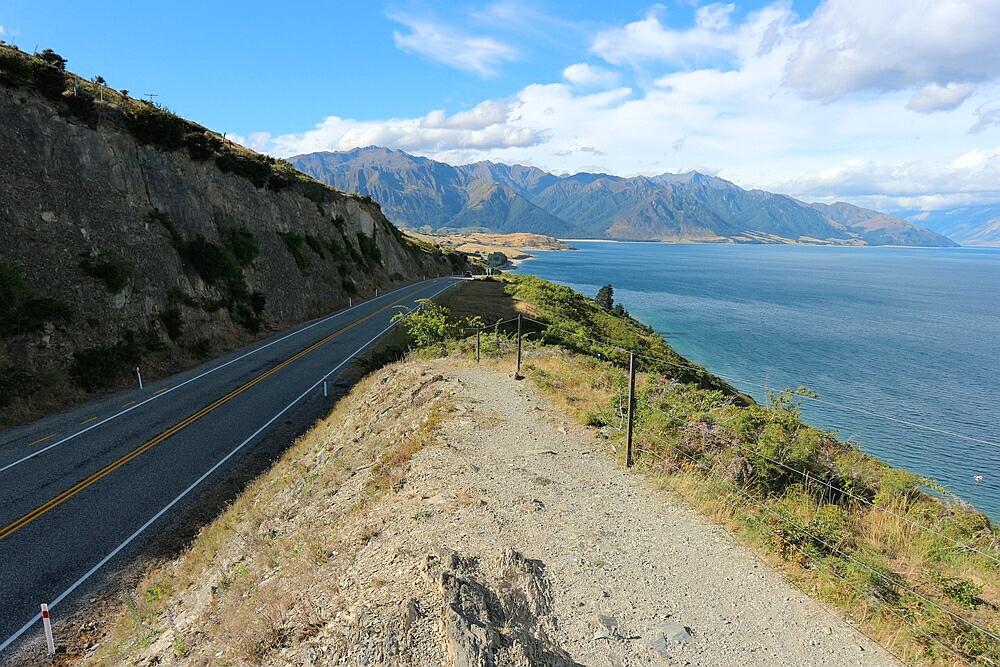 Neuseeland Twitter: 6 Tage, 4 Räder, 2 Inseln, 1 Frau