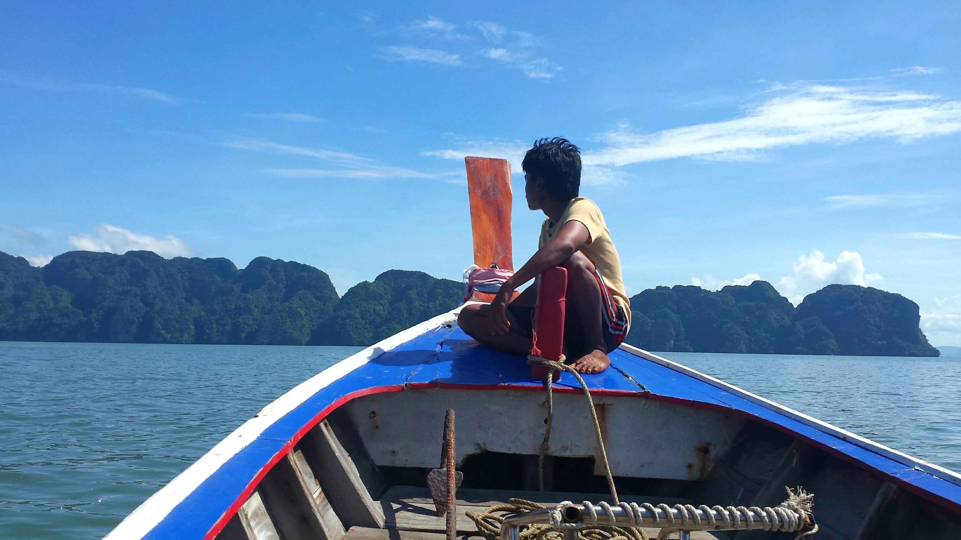 Bootsausflug Thailand
