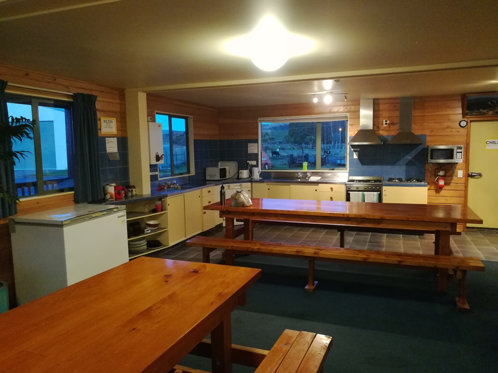 Gruseliges Hostel in Neuseeland