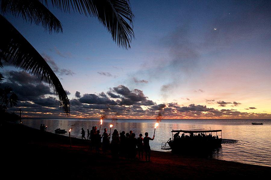 Kultur Robinson Crusoe Island