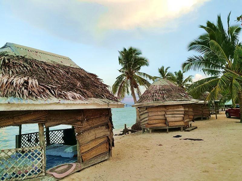 Fales in Samoa