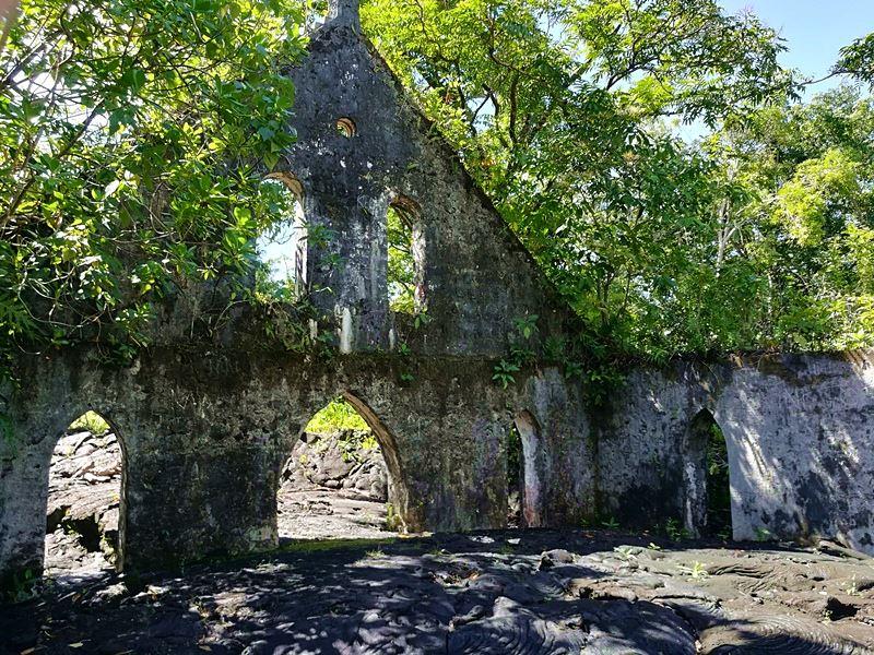 Kirche Lava Savaii