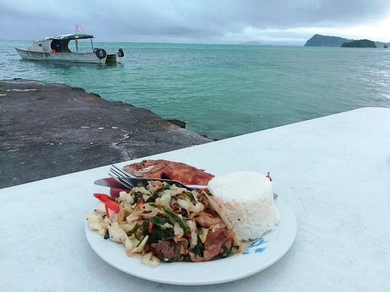 Fisch auf Samoa