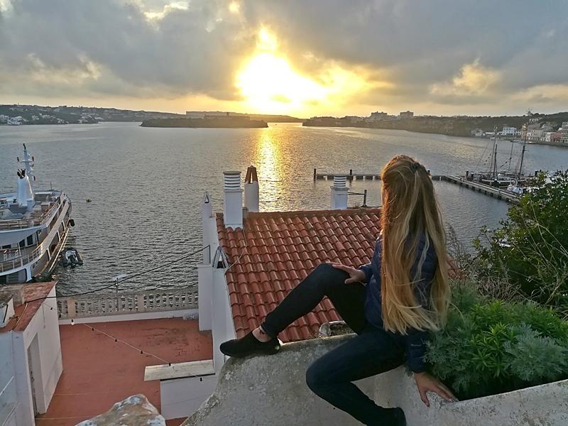 Alleine reisen als Frau Menorca