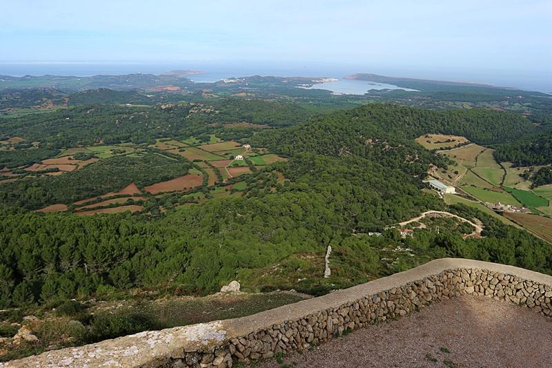 Menorca El Toro Berg