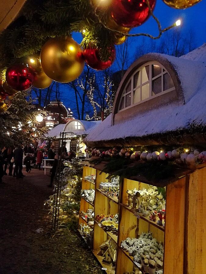 Kopenhagen Tivoli Weihnachten