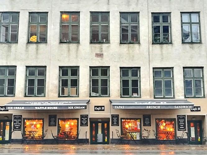 Daenemark Kopenhagen Dezember