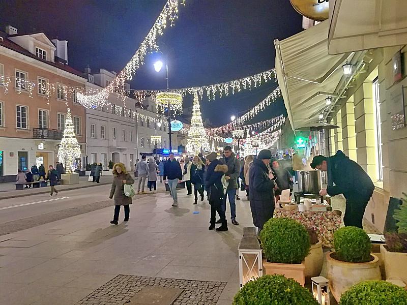 Nowy Swiat Warschau