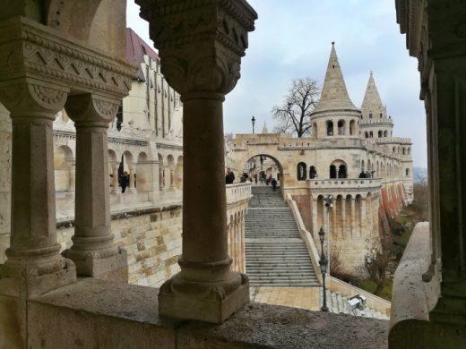 Fischermans Bastei Budapest