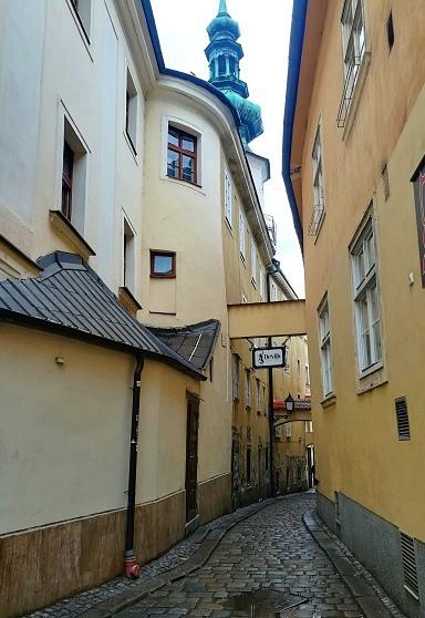 Gasse Bratislava