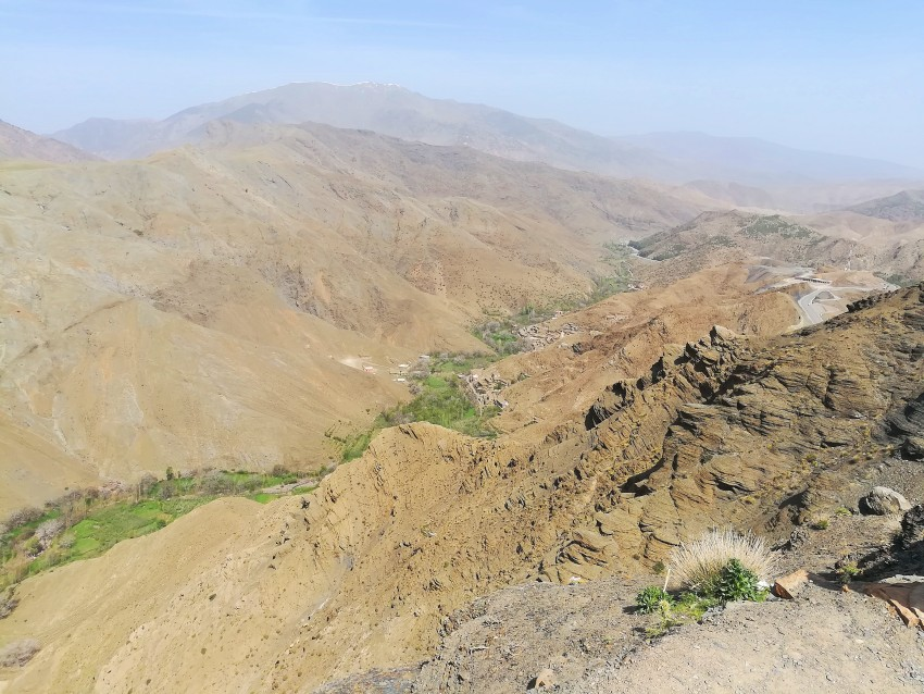 Atlasgebirge Marokko