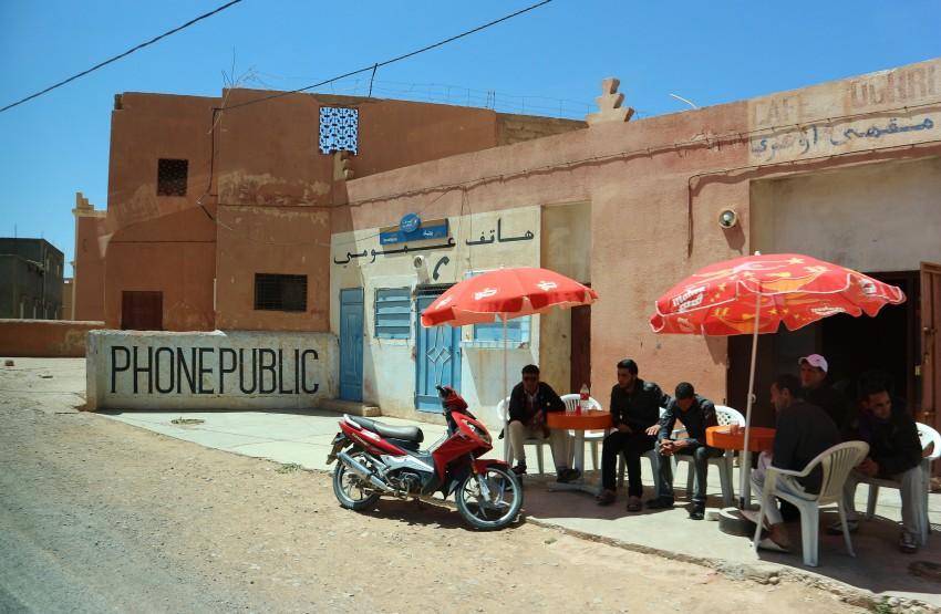 Lebensweise Marokkaner