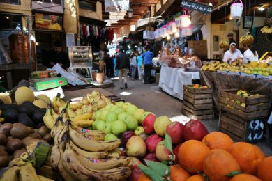 Markt in Marokko